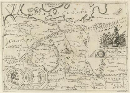Vanniani Regni et Veteris Silesiae Amplitudo Fines et Gentes conterminae