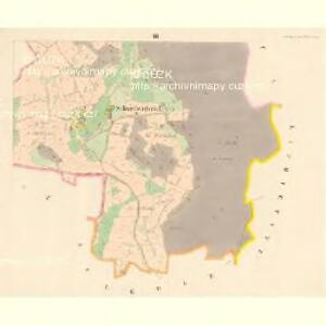 Schwegzarowa Lhota (Sswegcarowa Lhota) - c7815-1-002 - Kaiserpflichtexemplar der Landkarten des stabilen Katasters