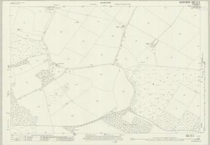 Gloucestershire XIV.15 (includes: Bourton on the Hill; Cutsdean; Snowshill) - 25 Inch Map