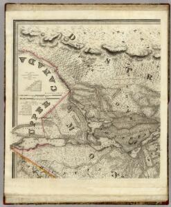 (This Topographical map of the Province of Lower Canada. Sheet) A.