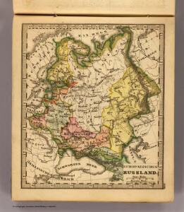 Europaeisches Russland.
