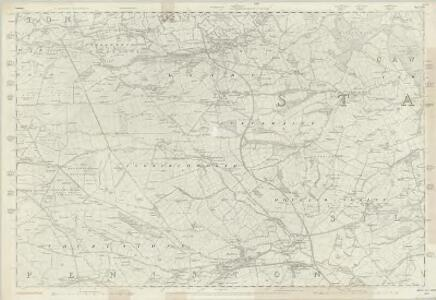 Yorkshire 273 - OS Six-Inch Map