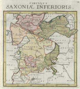 Circvlvs Saxoniae Inferioris