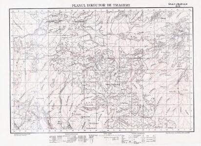 Lambert-Cholesky sheet 2473 (Valea Ungurului)