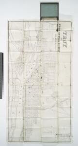 Troy, N.Y., from actual survey / by S.A. Beers, civl. engineer.