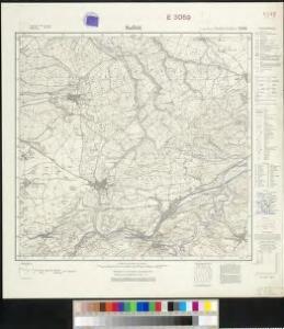 Messtischblatt 2586 : Madfeld, 1930 Madfeld