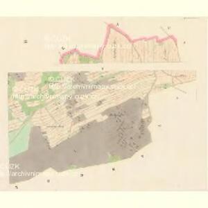 Schönbrunn - c7497-3-003 - Kaiserpflichtexemplar der Landkarten des stabilen Katasters