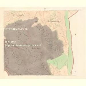 Slawkow - m2776-1-003 - Kaiserpflichtexemplar der Landkarten des stabilen Katasters