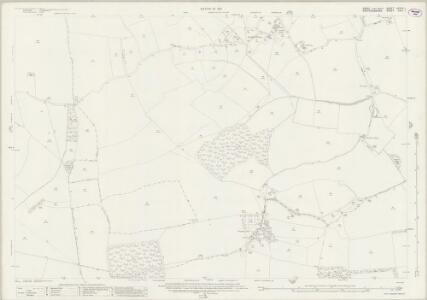 Essex (New Series 1913-) n XXXII.1 (includes: Albury; Bishops Stortford; Farnham) - 25 Inch Map