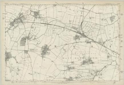 Berkshire XIV - OS Six-Inch Map