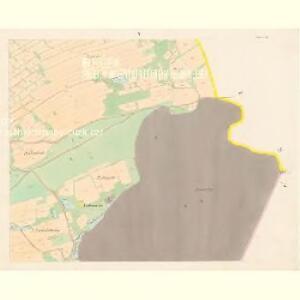 Gillowitz - c2900-1-004 - Kaiserpflichtexemplar der Landkarten des stabilen Katasters