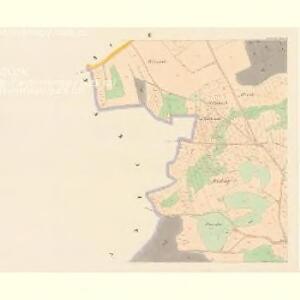 Chudenitz (Chudenice) - c2669-1-002 - Kaiserpflichtexemplar der Landkarten des stabilen Katasters