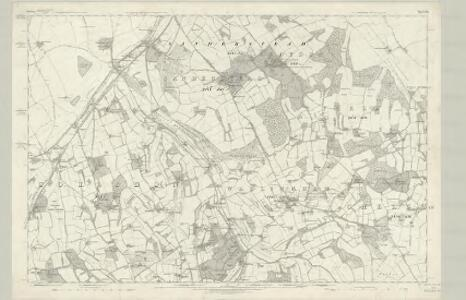 Surrey XX - OS Six-Inch Map