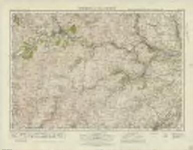 Peebles  & Galashiels (80) - OS One-Inch map