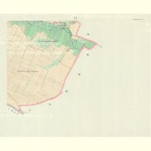 Wscherau (Wsseruby) - c8904-1-005 - Kaiserpflichtexemplar der Landkarten des stabilen Katasters