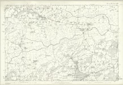 Sussex XXXI - OS Six-Inch Map