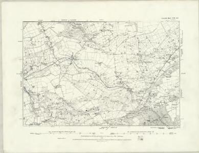 Cornwall LVI.SW - OS Six-Inch Map
