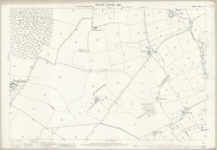 Essex (1st Ed/Rev 1862-96) VIII.10 (includes: Arkesden; Clavering; Elmdon) - 25 Inch Map