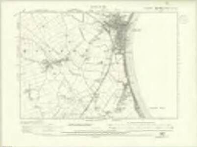 Yorkshire CX.NE - OS Six-Inch Map