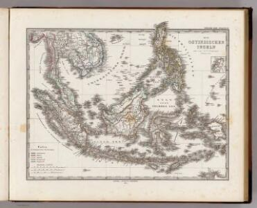 Die Ostindischen Inseln.