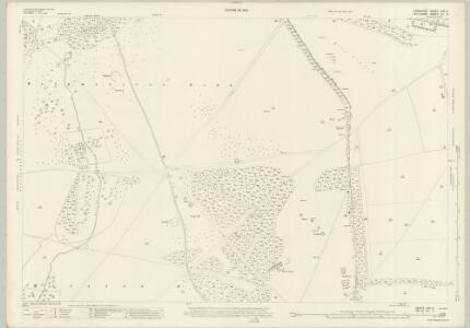 Wiltshire LV.2 (includes: Figheldean; Milston; Shipton Bellinger; South Tedworth) - 25 Inch Map