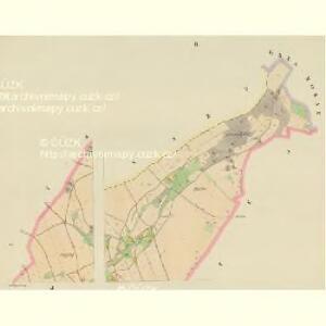 Herrnsdorf (Panowice) - c1834-1-002 - Kaiserpflichtexemplar der Landkarten des stabilen Katasters