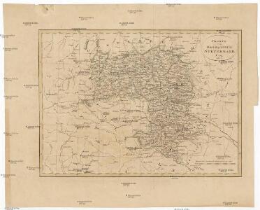 Charte vom Herzogthum Steyermark