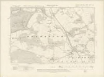 Yorkshire CCLXII.SW - OS Six-Inch Map