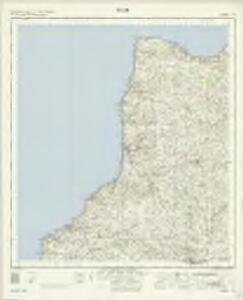 Bude - OS One-Inch Map