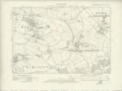 Worcestershire XLVIII.NE - OS Six-Inch Map