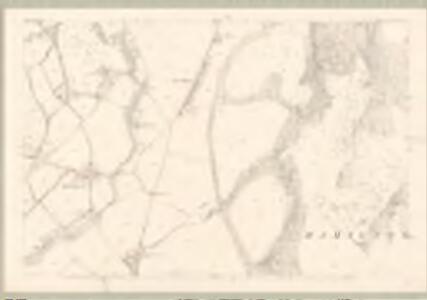 Lanark, Sheet XVII.8 (Hamilton) - OS 25 Inch map