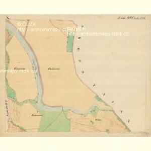 Erdberg - m0892-1-013 - Kaiserpflichtexemplar der Landkarten des stabilen Katasters