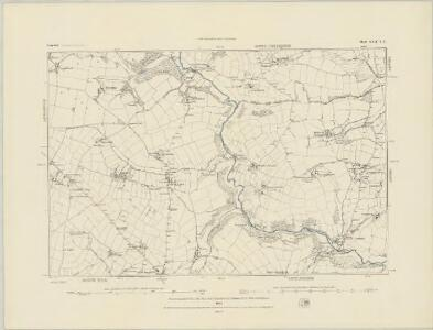 Cornwall XXII.SE - OS Six-Inch Map