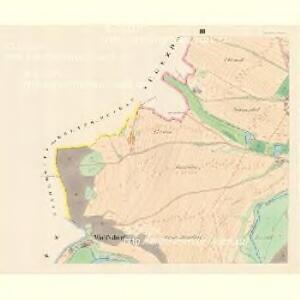 Loschitz (Lossice) - m1608-1-003 - Kaiserpflichtexemplar der Landkarten des stabilen Katasters