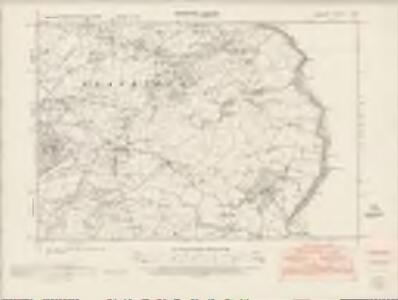 Anglesey III.SE - OS Six-Inch Map