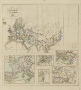 VII. Charte für die allgemeine Geschichte von Papst Gregor VII. bis auf Rudolph von Habsburg : d.i. von 1073 bis 1273 nach Christus