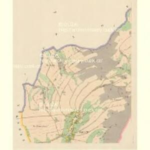 Rauney (Rauneg) - c6576-1-002 - Kaiserpflichtexemplar der Landkarten des stabilen Katasters
