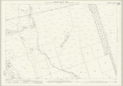 Devon CVI.4 (includes: Lydford; Walkhampton) - 25 Inch Map