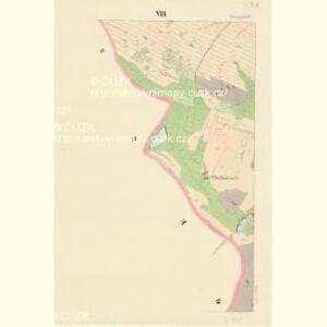 Königseck - c3724-1-008 - Kaiserpflichtexemplar der Landkarten des stabilen Katasters