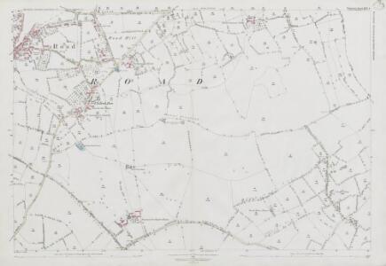 Somerset XXX.4 (includes: Beckington; Rode; Southwick) - 25 Inch Map