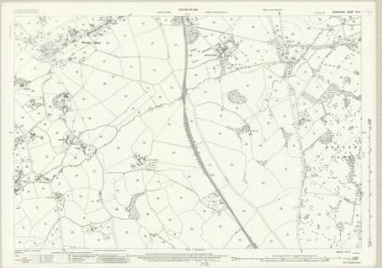 Shropshire XII.2 (includes: St Martins; Weston Rhyn; Whittington) - 25 Inch Map