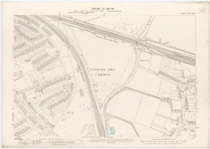 London XI.92 - OS London Town Plan