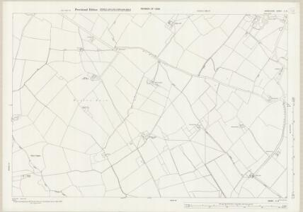 Derbyshire LI.9 (includes: Dale Abbey; Hopwell; Risley; Sandiacre; Stanton By Dale) - 25 Inch Map