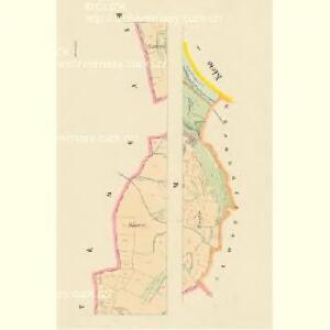 Dobrschin - c1199-1-003 - Kaiserpflichtexemplar der Landkarten des stabilen Katasters