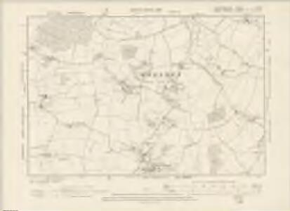 Hertfordshire IX.SE - OS Six-Inch Map