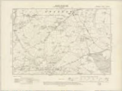 Cornwall LXIX.NE - OS Six-Inch Map