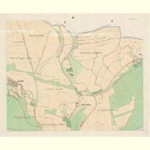 Pilsen (Plzen) - c5849-1-004 - Kaiserpflichtexemplar der Landkarten des stabilen Katasters