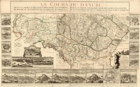 Le Cours Du Danube