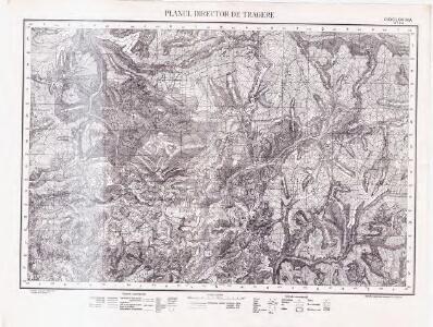 Lambert-Cholesky sheet 2756 (Cioclovina)