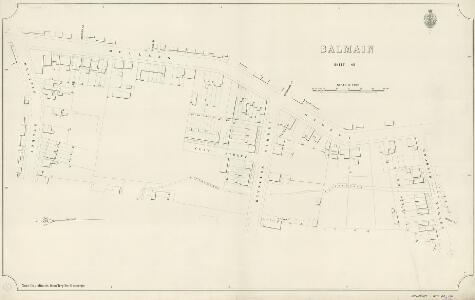 Balmain, Sheet 45, 1889